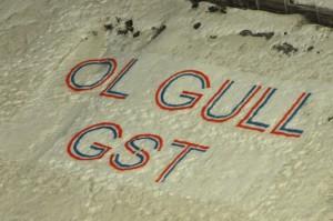 GST markerte seg i hoppbakken under OL, også i Granåsen. Takk til Uvsløkk for flott grafikk!