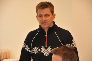 Kristian Dahl, hovedtrener GST